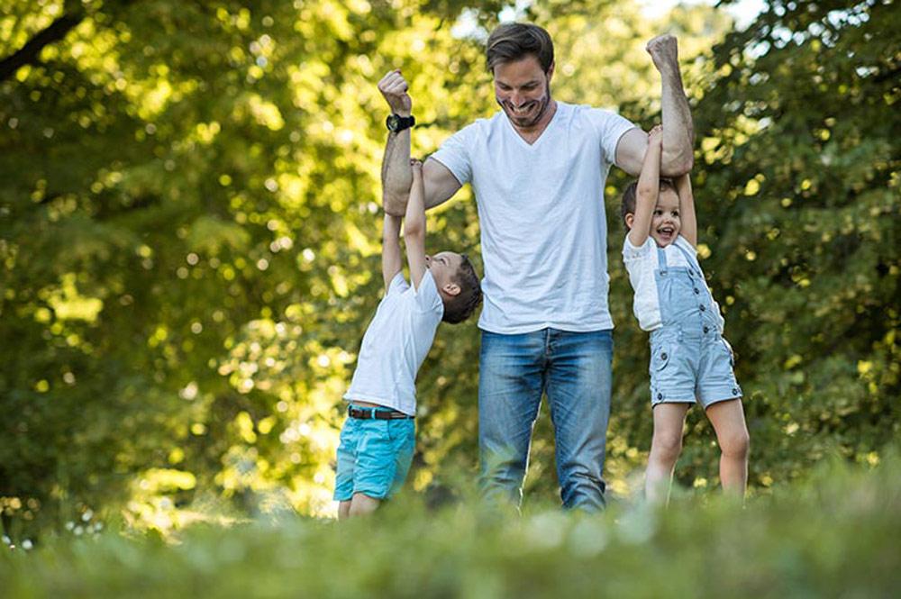 پدری کردن