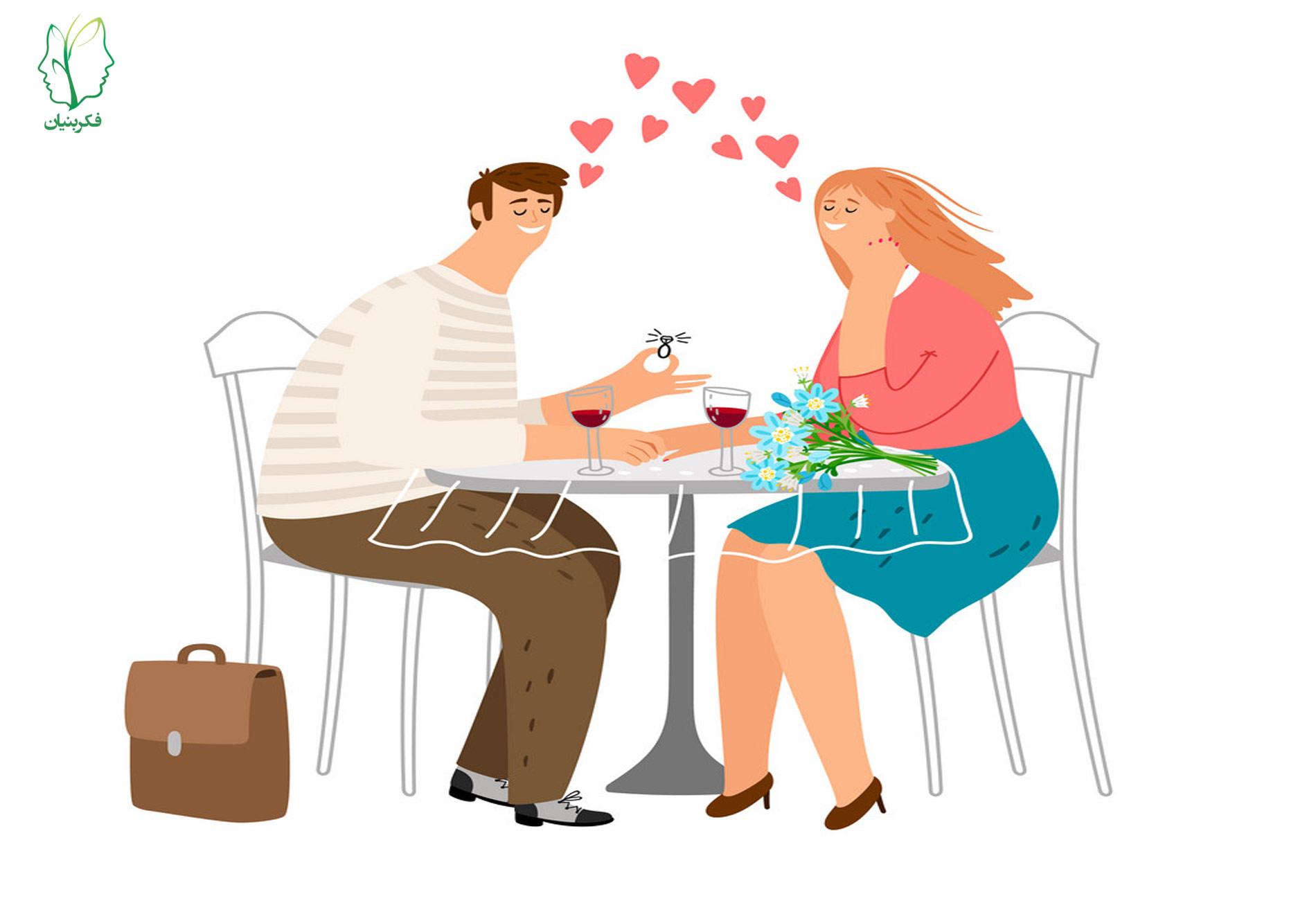 قصهی عشق (عشق یک داستان است)